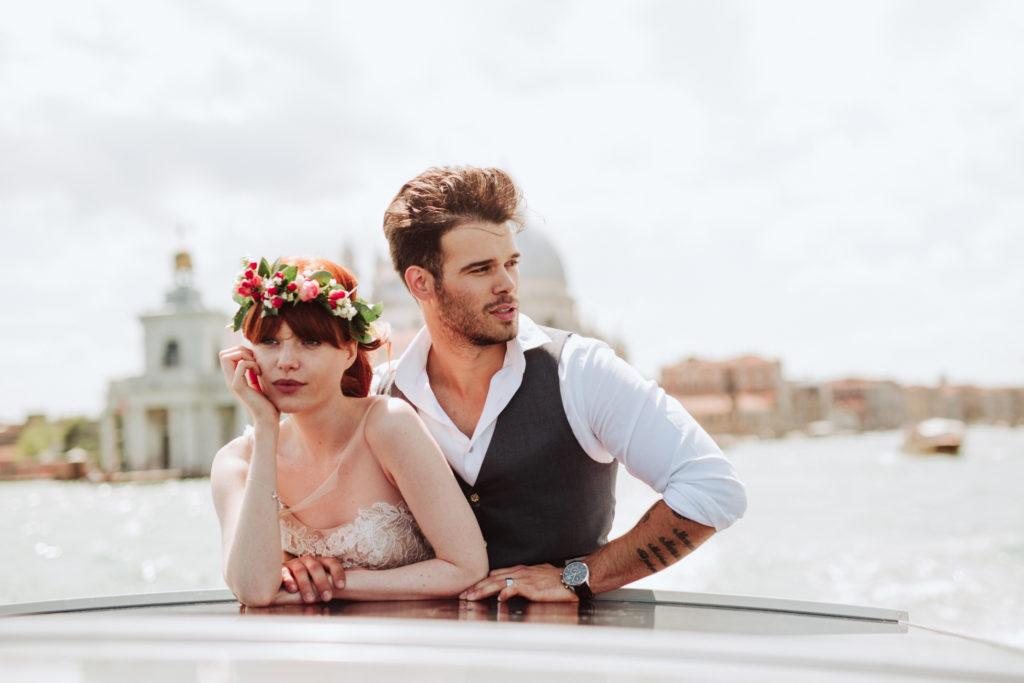 Bohemian Romance in Venice