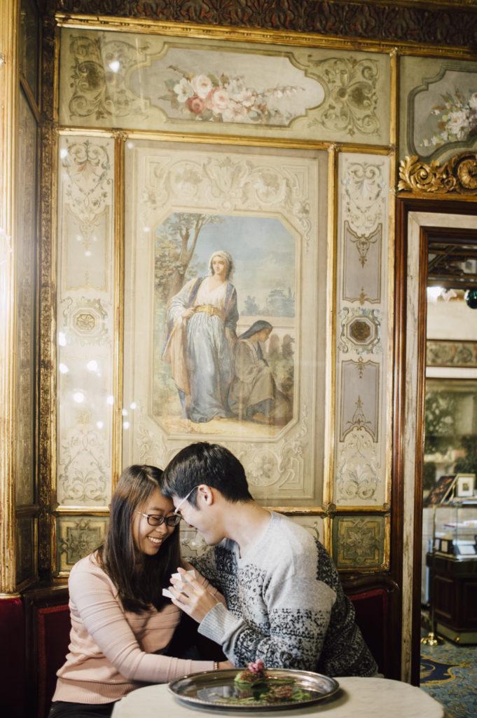 Andrew & Xinzhu Engagement