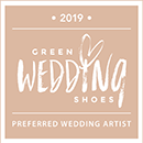 Green Wedding Shoes Preferred Wedding Artist 2019