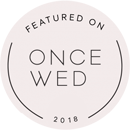 Featured on Once Wed 2018