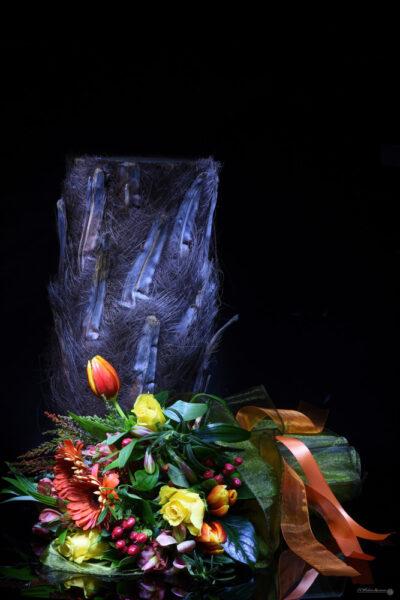 bouquet color pretty flowers venezia