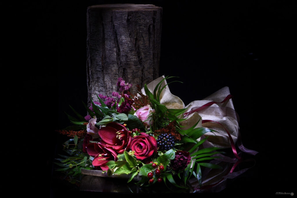 bouquet rosso amore